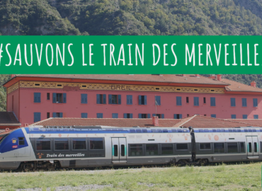 Ligne Nice-Coni: sauvons le train des merveilles!