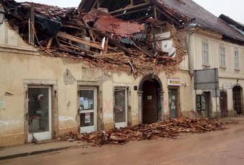 Aide de l'UE suite aux séismes en Croatie : le Parlement européen adopte une résolution d'urgence