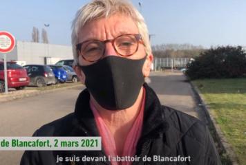 Transport des dindes: A l'abattoir de Blancafort avec L214 (Vidéo)