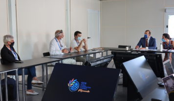 Congrès Mondial de la Nature: Rencontre avec le commissaire européen à la pêche et les pêcheurs petits métiers